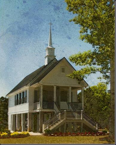 Bennetts Point church
